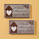 4x8 Pet Wood Wall Plaque