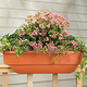 Deck Railing Planter Rectangle