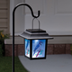 Blue Jay Solar Lantern Stake