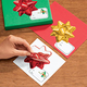 Bow Gift Labels, Multicolor