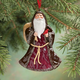 Father Christmas Ornament, One Size