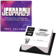 Jeopardy Day Calendar, Multicolor