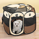Pop Up Pet Pen