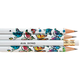 Personalized Butterfly Pencils, Set of 12, One Size