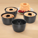 Mini Angel Food Cake Pans - Set Of 4