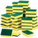 Heavy Duty Scrub Sponge Set - 50 Count, Yellow