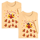 Personalized Turkey T-Shirt