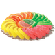 Fruit Slices Jelly Candy, One Size
