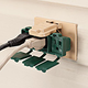 3 Outlet Grounding Adapter