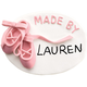 Ballet Magnet Personalized, One Size