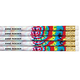 Tie Dye Pencils - Set Of 12