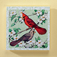 8x8 Cardinals Wood Wall Plaque