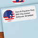 Elephant Political Label 250
