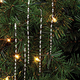 Tinsel Tree Accents - Set Of 25
