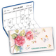 Roses 2 Year Personalized Planner, One Size