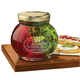 Christmas Pepper Jelly Jar 10 oz, One Size