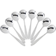 Soup Spoons, Set of 8, One Size