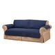 Microfiber Loveseat Protector by OakRidge Comforts, One Size