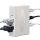 6-Outlet Plug Adapter, One Size