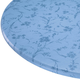Floral Swirl Vinyl Elasticized Table Cover