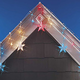 Star Icicle Light Set