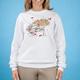 Cardinal Foliage Sweatshirt