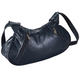 Blue Patch Leather Handbag, One Size