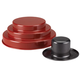 Tiered Cake Pan, One Size