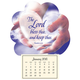 Mini Magnetic Calendar In God's Hands, One Size