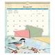 Birds 12 Pocket Wall Calendar