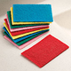Colored Scouring Pads