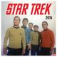 Star Trek Wall Calendar, One Size, Multicolor