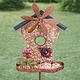 Ladybug Windmill Stake