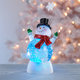 Glitter Snowman with Snowflake