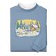 Glowing Cottage Sweatshirt, One Size