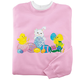 Bunny and Chicks Sweatshirt Small-XXL, Large