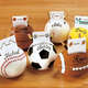 Sports Memo Holder