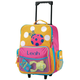 Personalized Ladybug Rolling Luggage, One Size