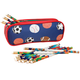 Personalized Sports Pencil Case Set, One Size
