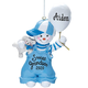 Personalized Sweet Grandson Ornament, One Size