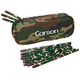 Personalized Camouflage Pencil Case Set, One Size