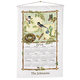 Personalized Nature's Sketchbook Calendar Towel