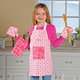 Personalized Apron Cooking Set
