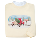 Antique Truck with Tree Sweatshirt, One Size