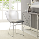 CAD Dining Side Chair in Black
