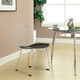 CAD Dining Chairs Set of 4 in Black