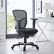 Articulate Mesh Office Chair in Black - Modern Desk Chair