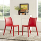 Gallant Dining Set Set of 2 in Red