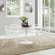 Locus Dining Set Set of 4 in White