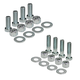 Bolt Hardware Kit-8 for Heco and Plate